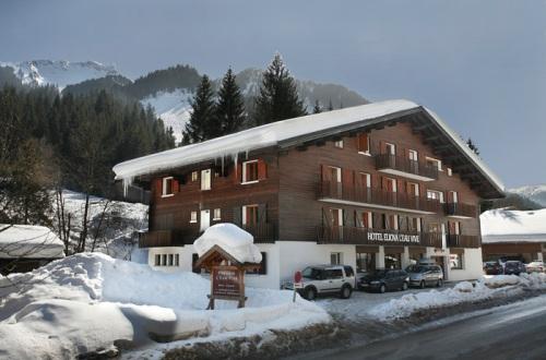 Chatel-hotel-eau-vive-Eliova-Accueil