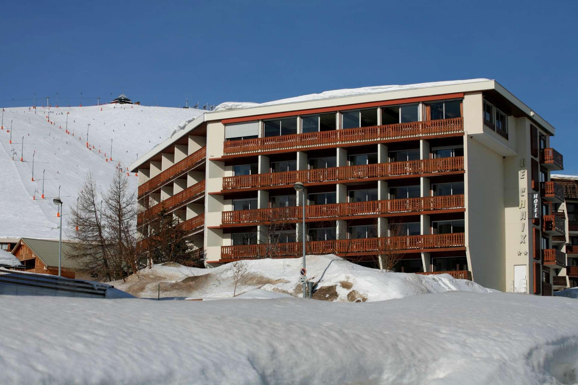 vente hotel alpe d'huez